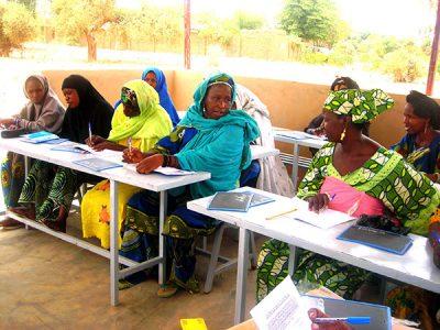 Promoción de derechos económicos, sociales y políticos de las mujeres de la región de Maradí (Níger)