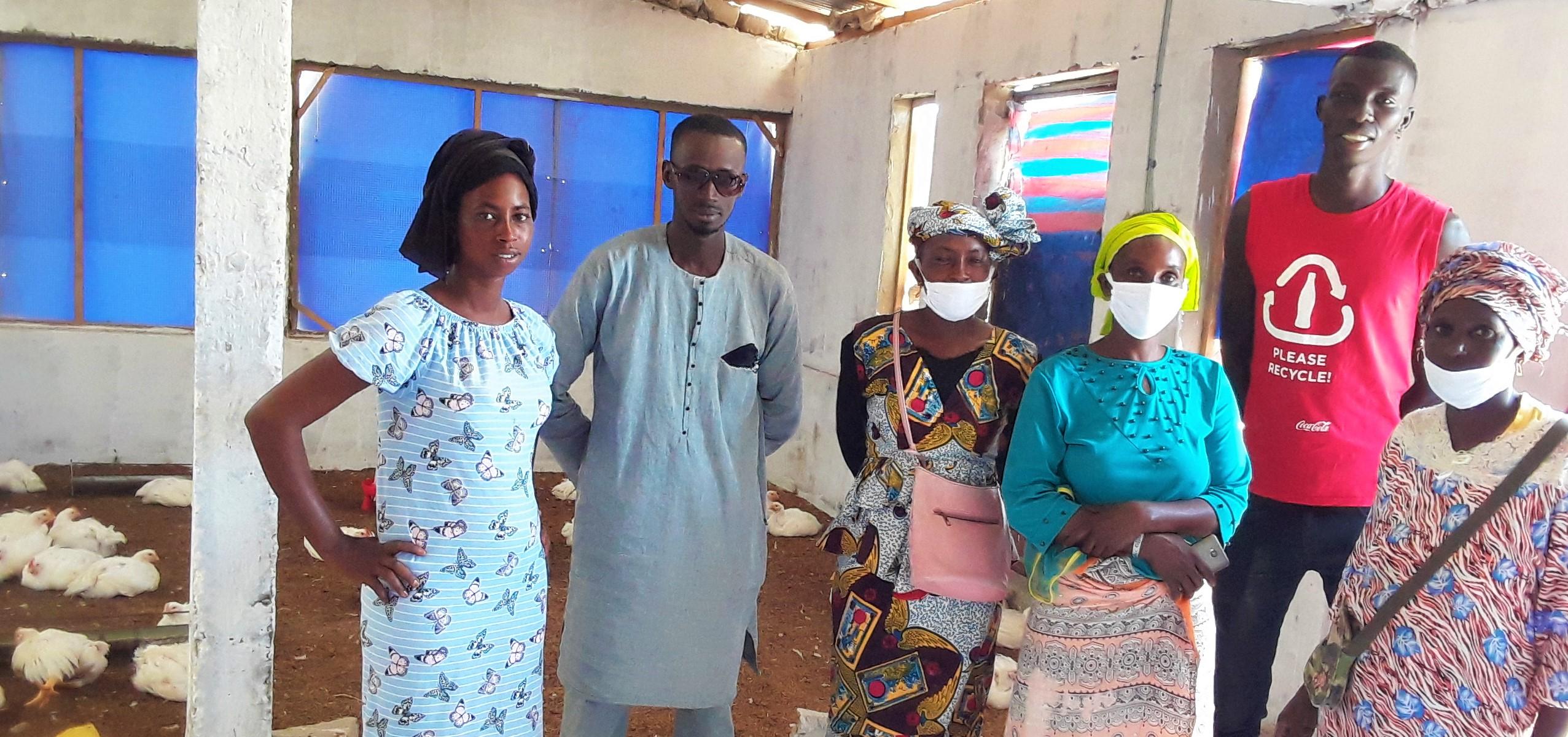 Gandiol-Senegal